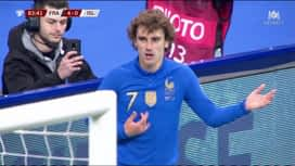 Qualification pour l'UEFA EURO 2020 : Le but d'Antoine Griezmann (83') (4-0)