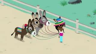 Episode 8 : Les trois mulets