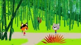 Mouk : Episode 41 : La bambouseraie
