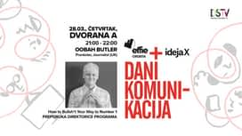 Dani komunikacija 2019. : Oobah Butler : How to Bullsh*t Your Way to Number 1