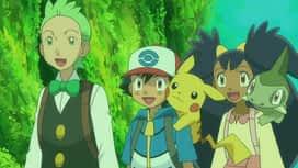 Pokémon : Larveyette et Artie dans la forêt d'Empoigne !