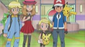 Pokemon : 16-Un échange électrique !