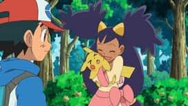 Pokémon : Iris et Coupenotte entrent en scène !