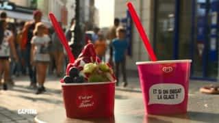Capital : Frozen yogurt : le nouveau jackpot qui fait de l'ombre à la glace