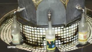 Capital : Eau de luxe : à la recherche de l'eau la plus pure du monde