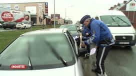 Enquêtes : Ep 14 : en compagnie du superviseur & contrôle routier