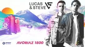 Party Fun : Lucas & Steve en live et en interview à Avoriaz 1800 (04/05/19)
