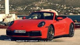 Turbo : Porsche 911 Cabriolet : l'icône se décoiffe !