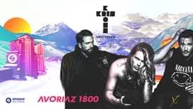 Party Fun : Kris Kross Amsterdam en live et en interview à Avoriaz 1800 (06/05/19)