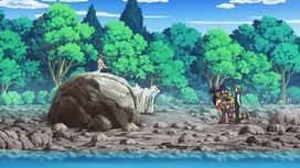 Pokémon : Il faut sauver le gardien de la montagne !