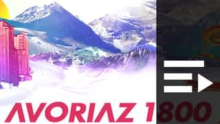 Party Fun : Party Fun Live @ Avoriaz 1800 Spring Xperience