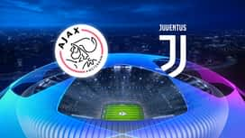 Champions League : 10/04: Ajax - Juventus