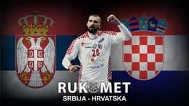 Rukomet: Srbija  - Hrvatska en replay