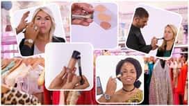 Les reines du shopping : Conseils pour le teint