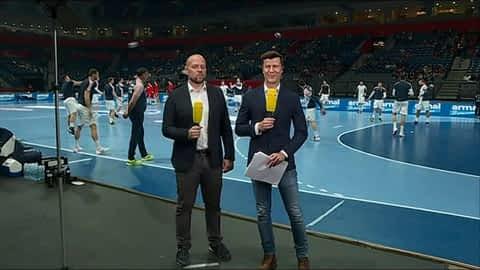 Rukomet: Srbija  - Hrvatska : Srbija - Hrvatska