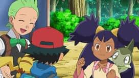 Pokémon : La journaliste d'une autre région !