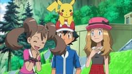 Pokemon : 38-Un été de découvertes !