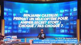 Touche pas à mon poste : Benjamin prenait un avion pour animer Secret Story