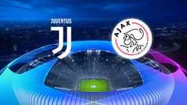 Champions League : 16/04: Juventus - Ajax