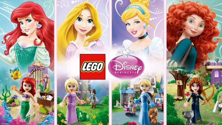 LEGO Disney Princesses