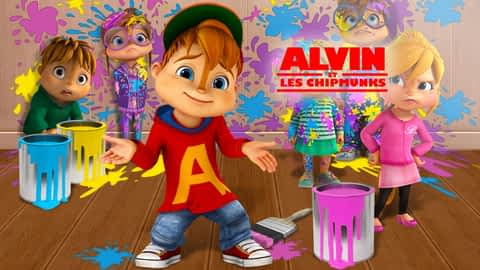Alvinnn !!! Et les Chipmunks en replay