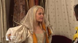 La robe de ma vie : Roxanna en Belle au bois dormant
