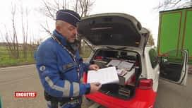 Enquêtes : Ep 16 : en compagnie du superviseur & contrôle routier