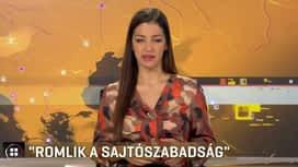Híradó : RTL Híradó Késő este 2019-04-18