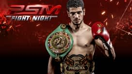 PSM Fight Night en replay