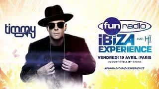 Timmy Trumpet en interview en direct de Fun Radio Ibiza Experience 2019