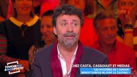 Touche pas à mon poste : Benoît Dubois roule une pelle à Rachel Bourlier