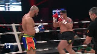 PSM Fight Night : Yassine Boughanem - Bruno Susano