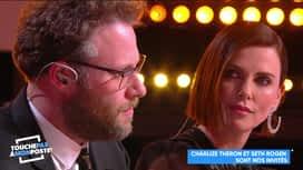 Touche pas à mon poste : Charlize Theron et Seth Rogen ou un défaut de traduction