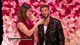 La grande soirée du Télévie : Matt Pokora et Jill en live sur l'Instagram du Télévie