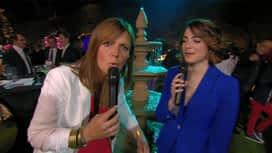 La grande soirée du Télévie : Bérénice ramasse des pièces dans une fontaine