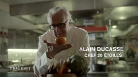 Top Chef : La cuisine végétale selon Alain Ducasse