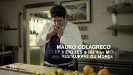 Top Chef : Les agrumes selon Mauro Colagreco