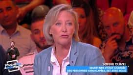 Touche pas à mon poste : Sophie Cluzel: comment est-elle devenue secrétaire d'Etat en...