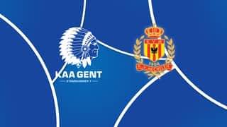 Croky Cup : 01/05 : La Gantoise - Malines