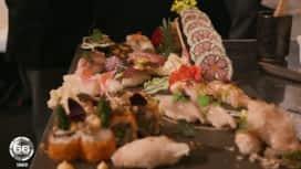 66 Minutes : Sushis, burgers, pizzas : les rois du snaking