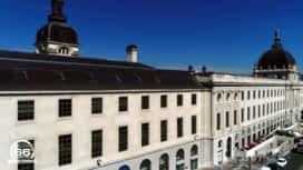 66 Minutes : Lyon : au cœur du nouveau monument du commerce