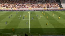 Croky Cup : 01/05 : La Gantoise - Malines : 2ème mi-temps