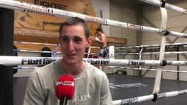 Boxe : Antoine Vanackère