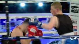 Boxe : Guillaume Genegazzi VS Lucas Silvanni