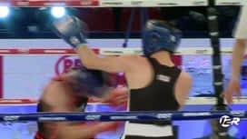 Boxe : Alessio Polizzi VS Flavio D'alessandro