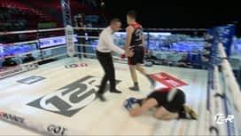 Boxe : Thibaut Lejeune VS Valentin Counet