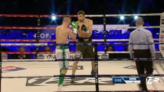 Boxe : Norbert Harcsa VS Mikalai Vesialou