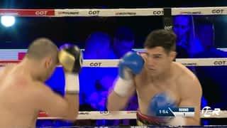 Boxe : Timour Nikharkoev VS Geard Ajetovic