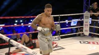 Boxe : Ryad Merhy VS Cesar David Crenz