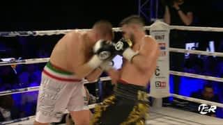 Boxe : Kamel Kouaouch VS Michael Pareo
